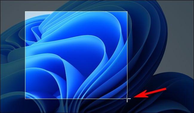 چگونه در ویندوز 11 اسکرین شات بگیریم؟ 5