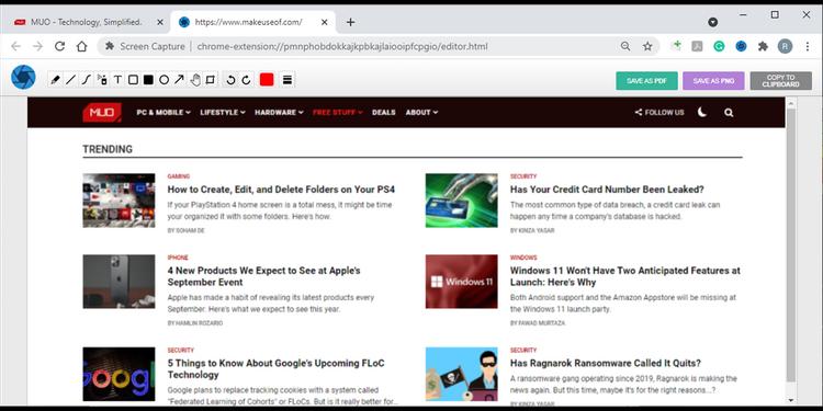 چگونه در کروم و فایرفاکس اسکرین شات تمام صفحه بگیریم؟ 2