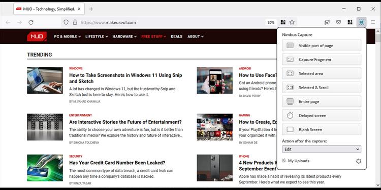 چگونه در کروم و فایرفاکس اسکرین شات تمام صفحه بگیریم؟ 5