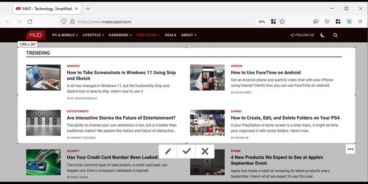 چگونه در کروم و فایرفاکس اسکرین شات تمام صفحه بگیریم؟ 7