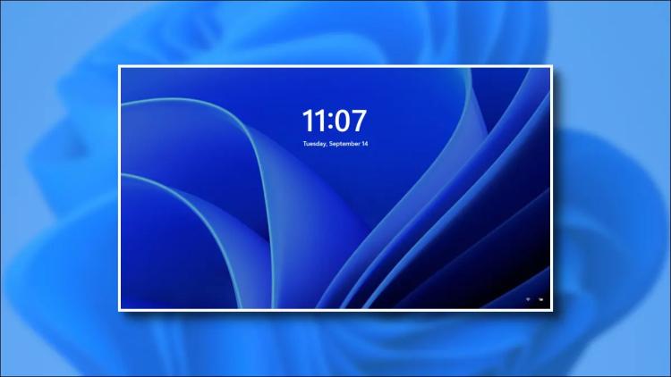 چگونه صفحه قفل ویندوز 11 را شخصی سازی کنیم؟