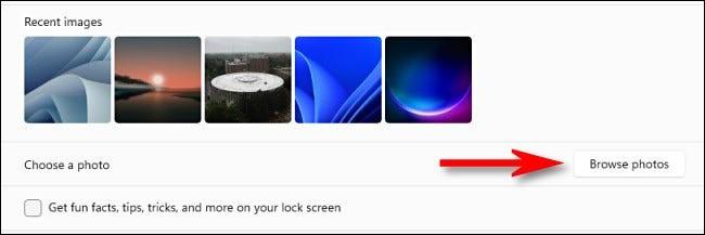 چگونه صفحه قفل ویندوز 11 را شخصی سازی کنیم؟ 4