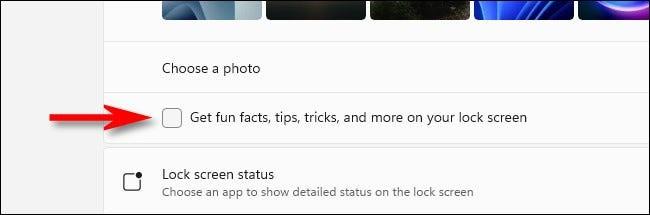 چگونه صفحه قفل ویندوز 11 را شخصی سازی کنیم؟ 5