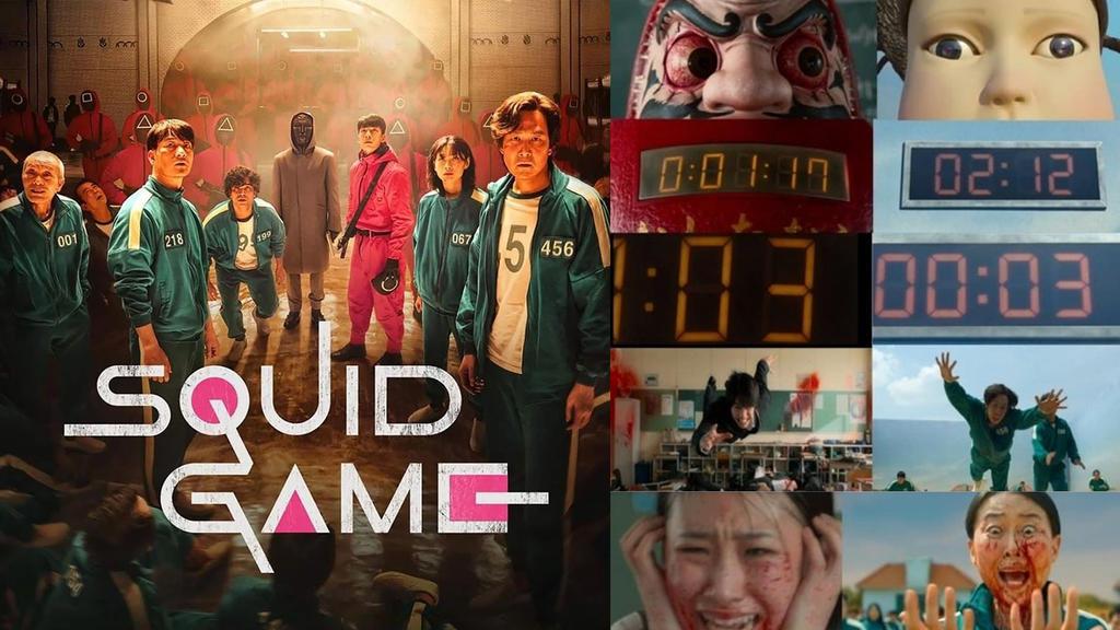 معرفی سریال بازی مرکب Squid Game از نتفلیکس