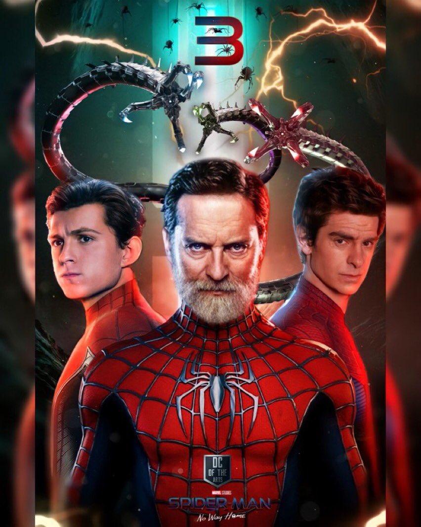 مرد عنکبوتی 2021 راهی به خانه نیست