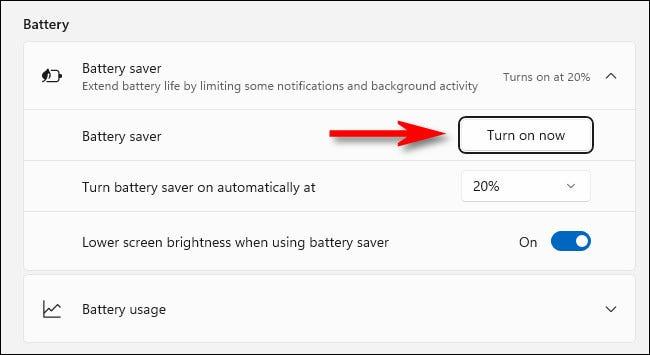 حالت ذخیره باتری چیست و چطور آن را فعال کنیم؟ 2 راه کوتاه