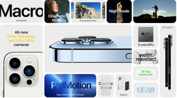 تمام مدل های آیفون 13 را بشناسید: طراحی تکراری، قلب قدرتمند