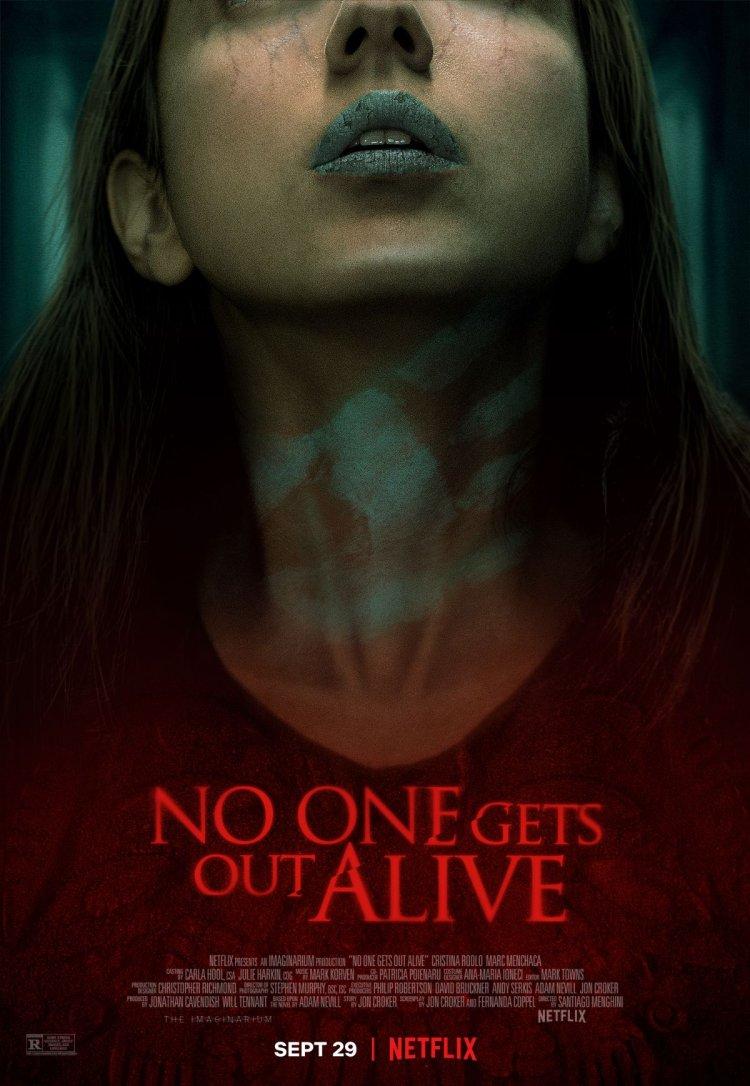 نقد و بررسی فیلم ترسناک هیچکس زنده خارج نمیشود 2021 No One Gets Out Alive
