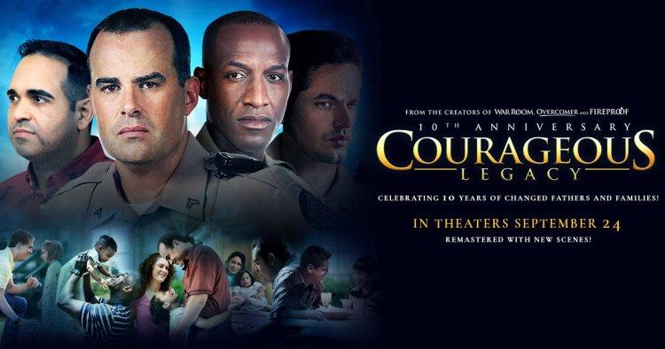قد و بررسی فیلم شجاع 2021 Courageous