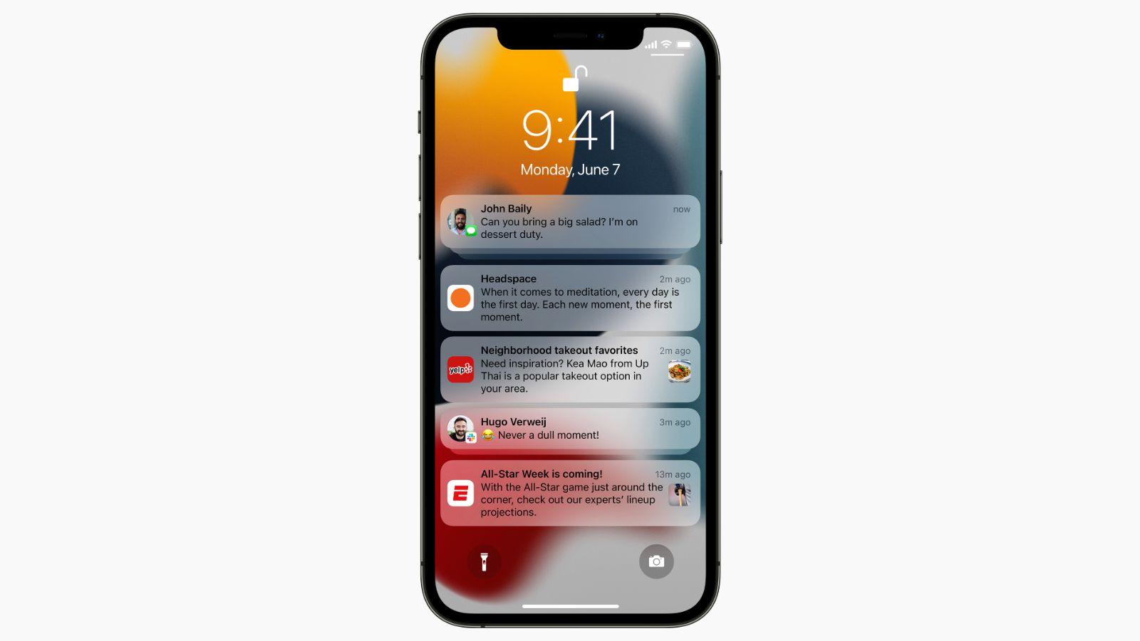 راهنمای جامع iOS 15 2