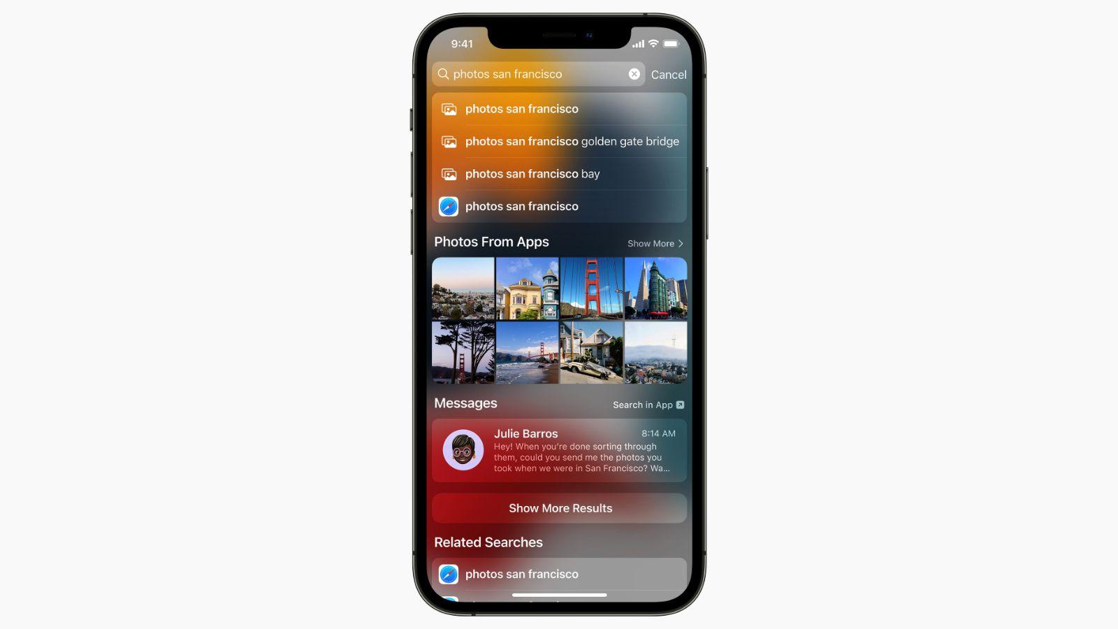 راهنمای جامع iOS 15 5
