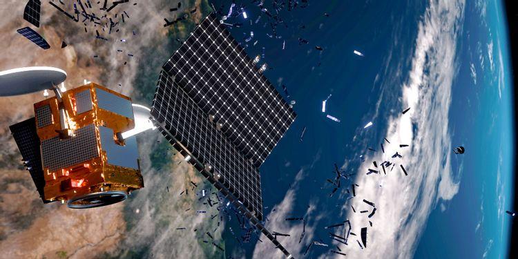 زباله فضایی چیست و چرا دانشمندان نگران آن هستند؟