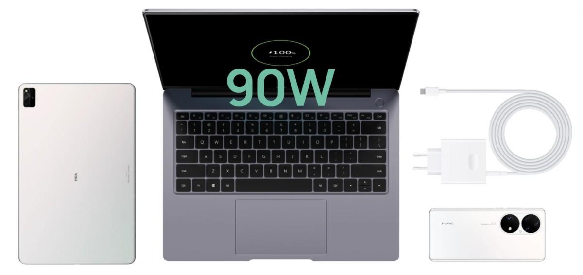 لپ تاپ میت بوک 14 اس هوآوی با نمایشگر لمسی 14.2 اینچی 90 هرتز معرفی شد
