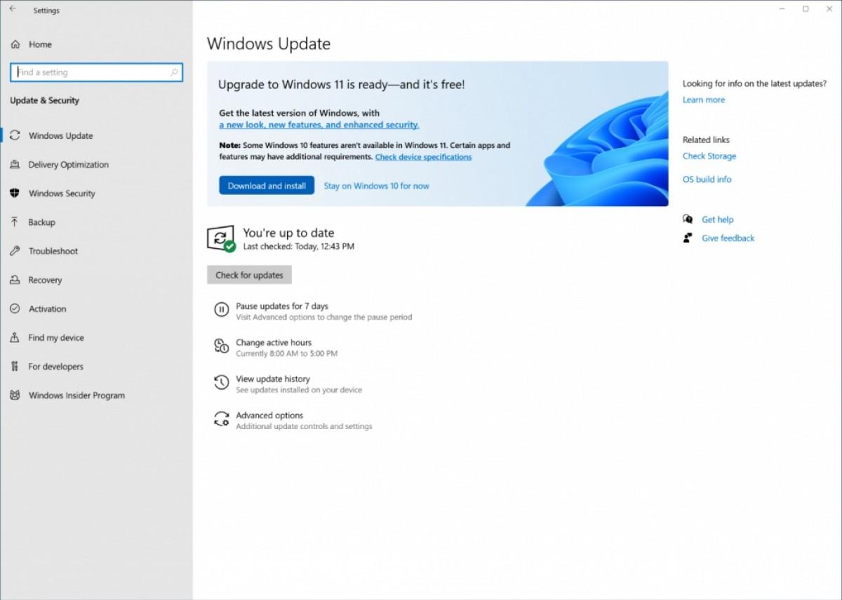 مایکروسافت ویندوز 11 را منتشر کرد