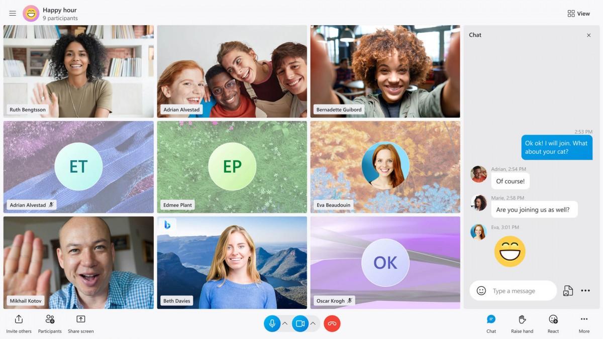 محیط کاربری اسکایپ با آپدیت جدید آن تغییر میکند