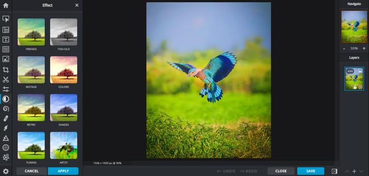 معرفی بهترین ابزارهای ویرایش عکس برای ارتقای کیفیت و جذابیت تصاویر 10