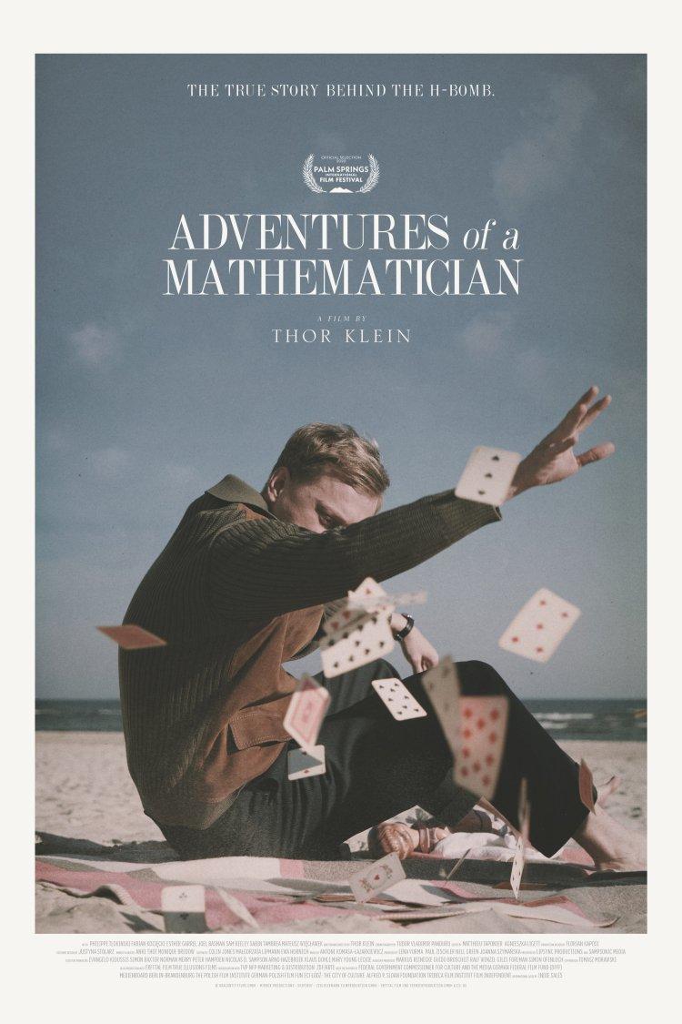 فیلم درام ماجراجوییهای یک ریاضیدان ۲۰۲۱