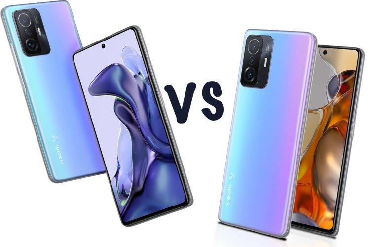 مقایسه مشخصات گوشی شیائومی 11 تی و شیائومی 11 تی پرو: کدام را بخریم؟