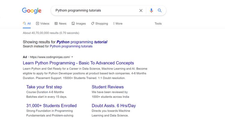 و ترفندهای جستجوی گوگل برای برنامه نویسها 10