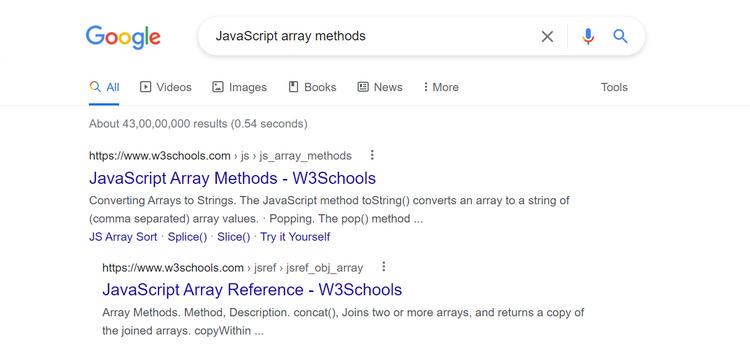 و ترفندهای جستجوی گوگل برای برنامه نویسها 11