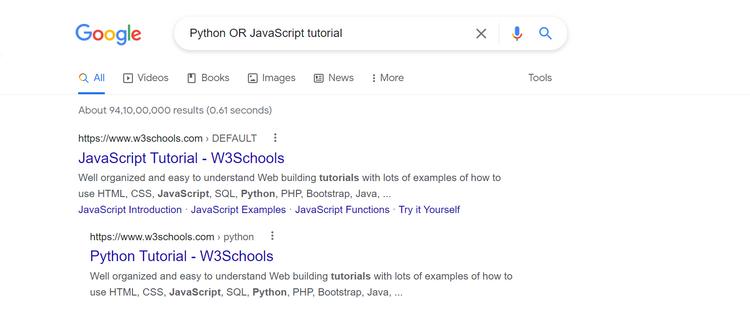 و ترفندهای جستجوی گوگل برای برنامه نویسها 6