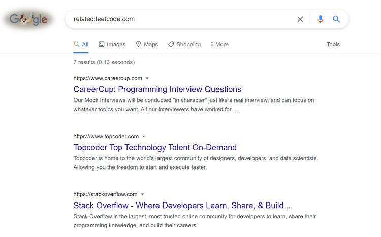 و ترفندهای جستجوی گوگل برای برنامه نویسها 7