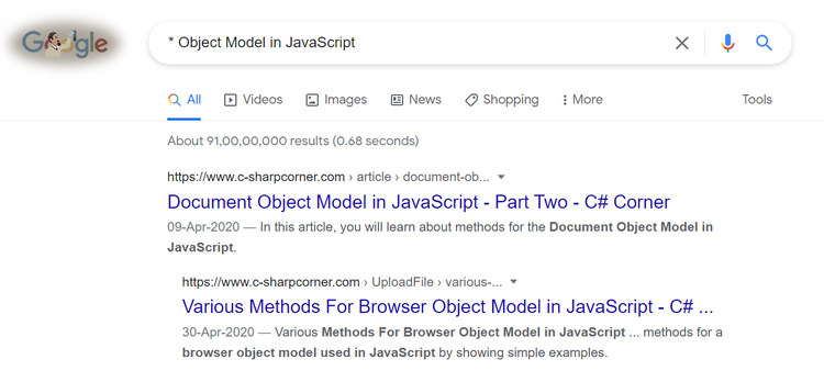 و ترفندهای جستجوی گوگل برای برنامه نویسها 8