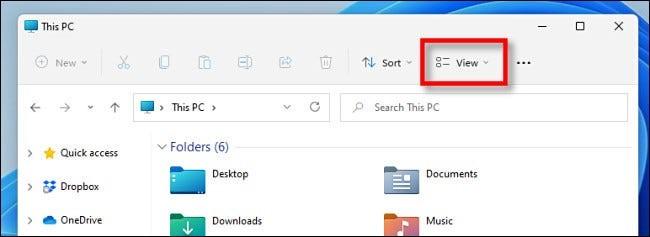 چگونه تیکهای فایل اکسپلورر را در ویندوز 11 غیرفعال کنیم؟ 3