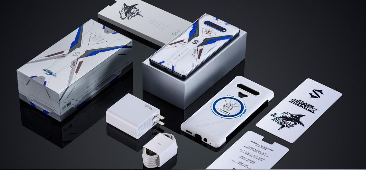 گوشی بلک شارک 4 اس پرو شیائومی با چیپست اسنپدراگون 888 پلاس معرفی شد