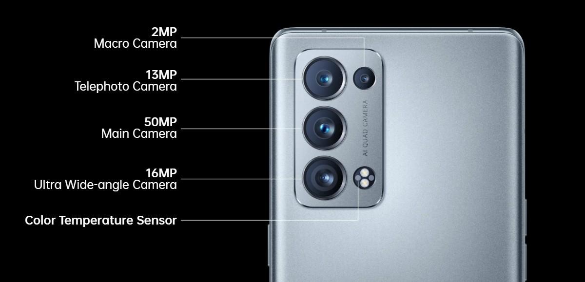 گوشی رنو 7 پرو اوپو از حسگر دوربین 50 مگاپیکسل سونی استفاده خواهد کرد