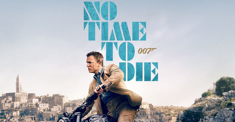 James Bond No Time to Die feature 1