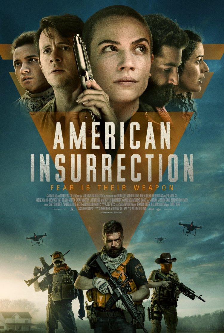 معرفی فیلم قیام آمریکایی 2021 American Insurrection