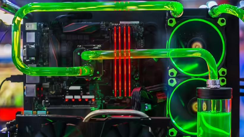 خنک کننده مایع رایانه چطور کار می کند؟ 7 نکته و سوالات متداول