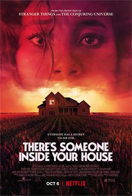 نقد و بررسی فیلم شخصی درون خانه شماست 2021 There's Someone Inside Your House