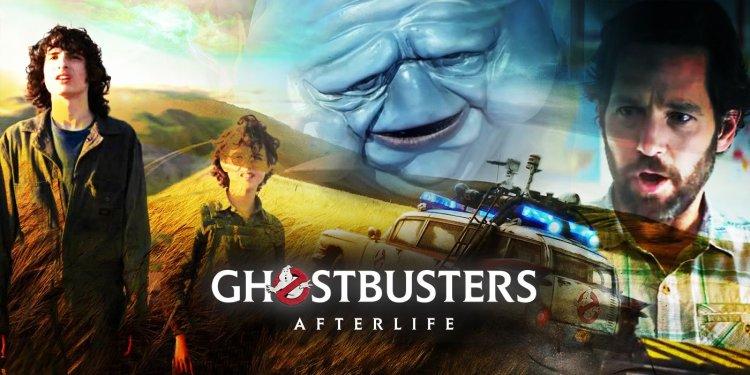 معرفی فیلم شکارچیان روح: زندگی پس از مرگ Ghostbuster 2021