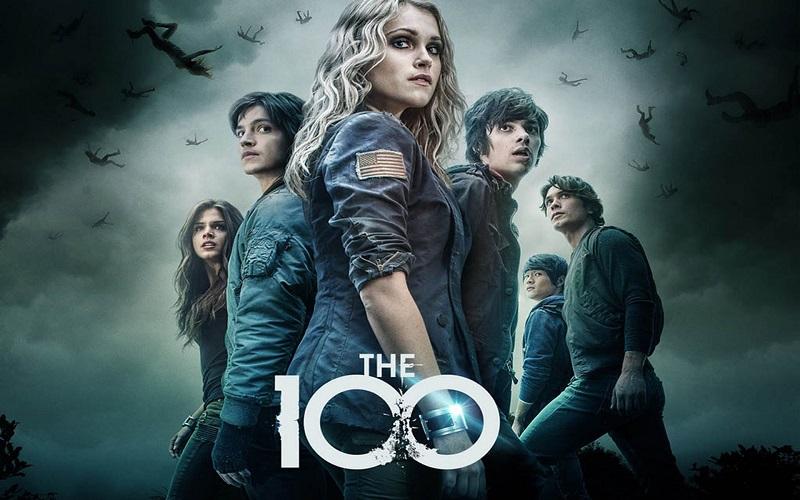 سریال صد (The 100) موضوع مشابه با فیلم انفرادی 2021 (Solitary)